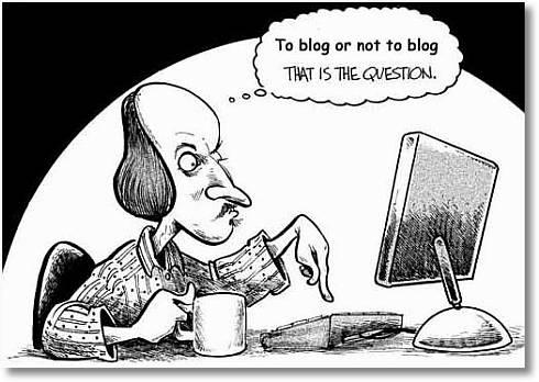 Blogga